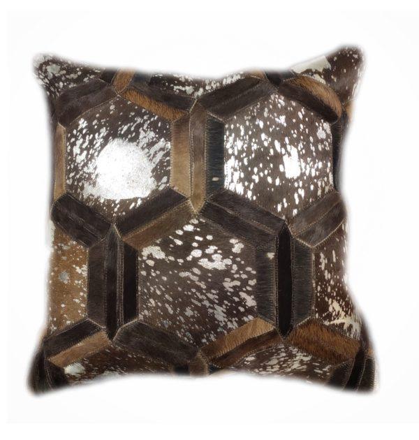 Genuine Hide Pillow Cover 369