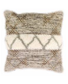 Handmade Throw Pillow Cover light Brown 788