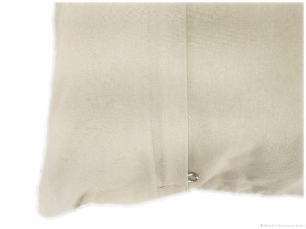 Handmade Throw Pillow cover 909 back