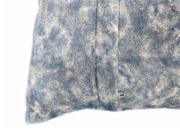 Velvet Pillow Cover Abstract 960 back