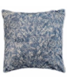 Velvet Pillow Cover Abstract 960 front